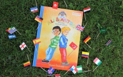 Ali & Anton – Ein Kinderbuch wirbt für Toleranz und Integration