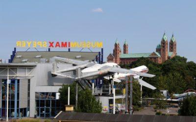 Abenteuer Technikmuseum in Speyer (Tag 2)