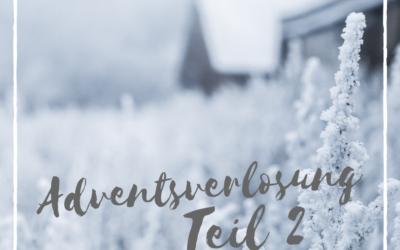 Weihnachtszeit ist Hörspielzeit #Adventsverlosung Teil 2
