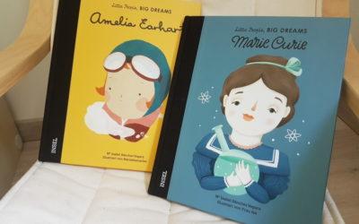 Little People – BIG DREAMS Die Kinderbuchreihe über starke Persönlichkeiten